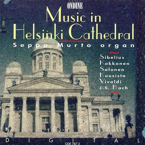 Music in Helsinki Cathedral by Seppo Murto