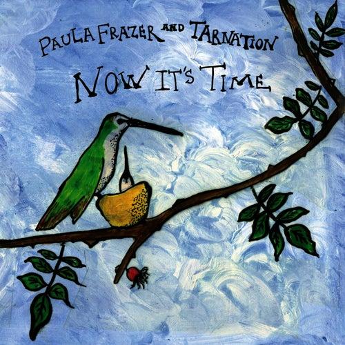 Now It's Time by Paula Frazer