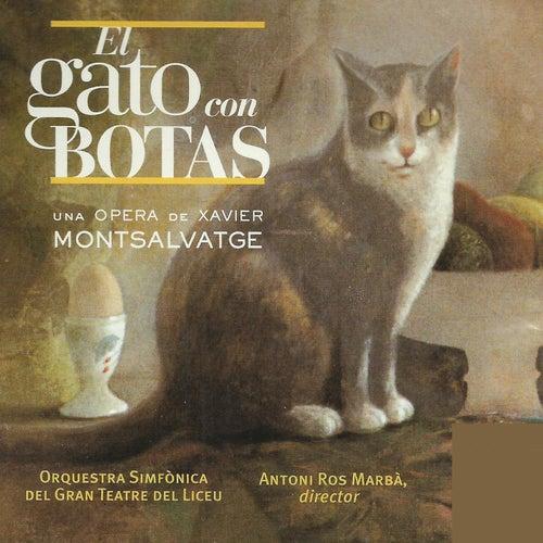 Xavier Montsalvatge: El Gato con Botas van Various Artists