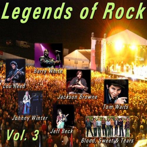 Legends of Rock, Vol. 3 de Various Artists