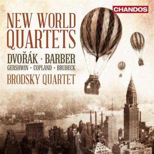 New World Quartets von Brodsky Quartet