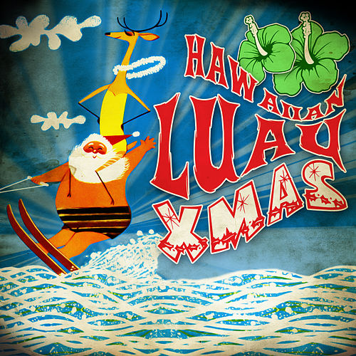 Hawaiian Luau Xmas di Various Artists