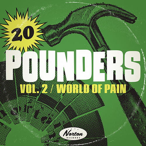 World of Pain: 20 Pounders, Vol. 2 by Various Artists