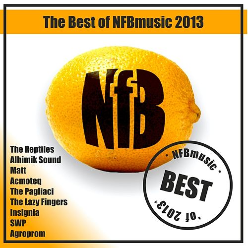 The Best of NFBmusic 2013 - EP by Various Artists