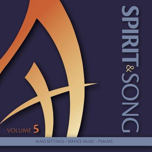 Spirit & Song Disc J de Various Artists
