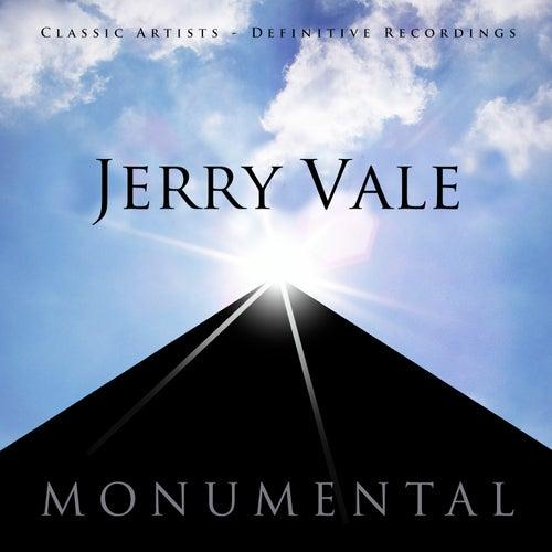 Monumental - Classic Artists - Jerry Vale de Jerry Vale