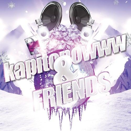 DJ Alexey Kapitonoww and Friends. Vol.1 van Various Artists