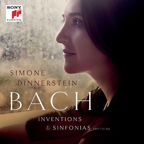 Bach: Inventions & Sinfonias BWV 772-801 de Simone Dinnerstein