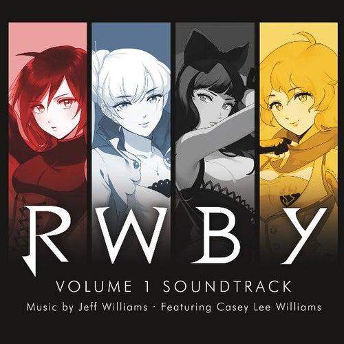 Rwby Volume 1 Soundtrack de Various Artists