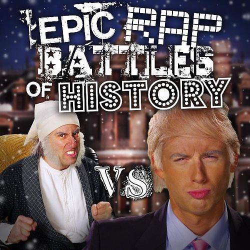 Donald Trump vs Ebenezer Scrooge de Epic Rap Battles of History