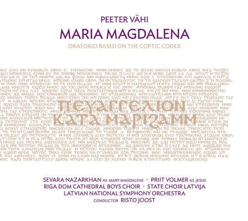 Vähi: Maria Magdalena de Sevara Nazarkhan