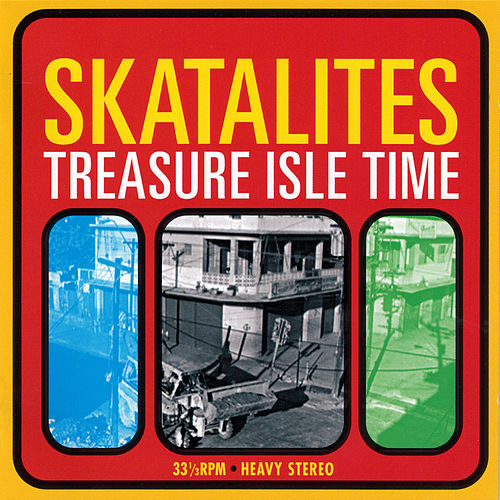 Treasure Isle Time de The Skatalites