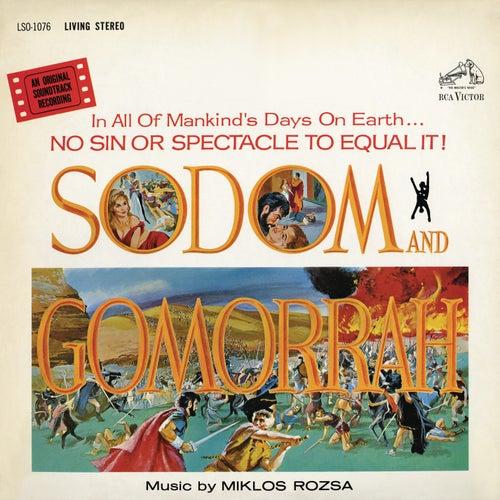 Sodom & Gomorrah by Original Soundtrack