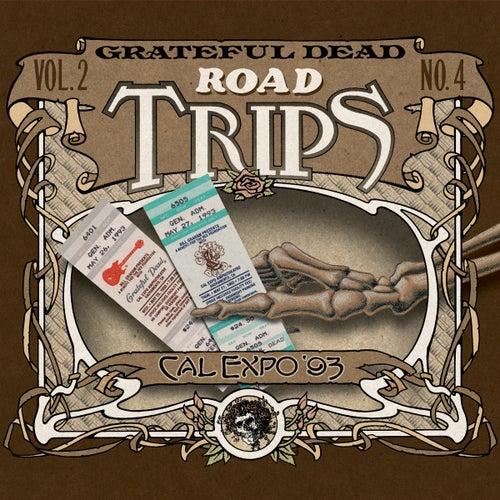 Road Trips Vol. 2 No. 4: 5/26/93 - 5/27/93 de Grateful Dead