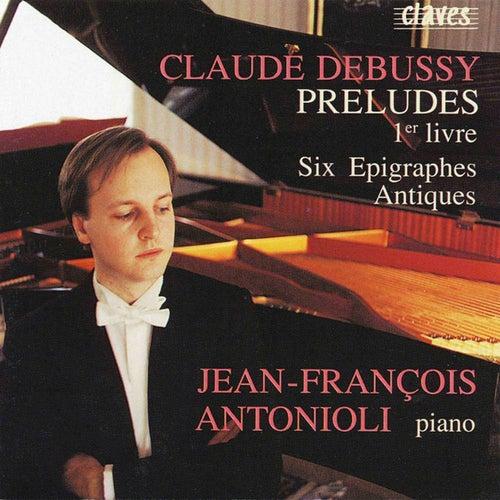 Debussy: Préludes, 1er livre, L 117 von Jean-François Antonioli