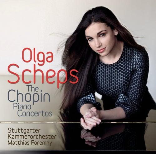 Chopin: Piano Concertos Nos. 1 & 2 de Olga Scheps