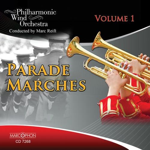 Parade Marches Volume 1 de Marc Reift