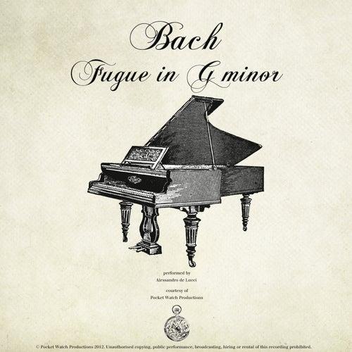 Bach: Fugue in G Minor, BWV 578, 'Little Fugue' de Alessandro de Lucci