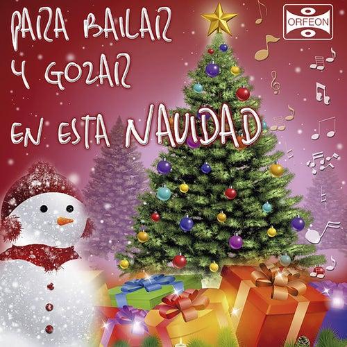Para Bailar y Gozar en Esta Navidad de Various Artists