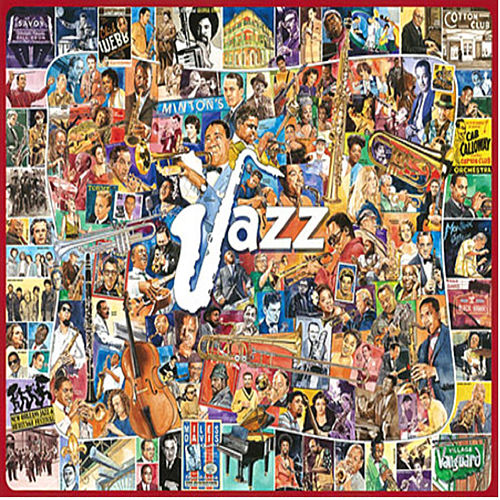 Jazz on the Rock, Vol. 5 by Various Artists