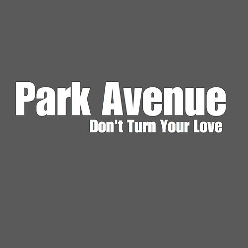 Don't Turn Your Love by Park Avenue