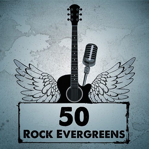 50 Rock Evergreens de Various Artists