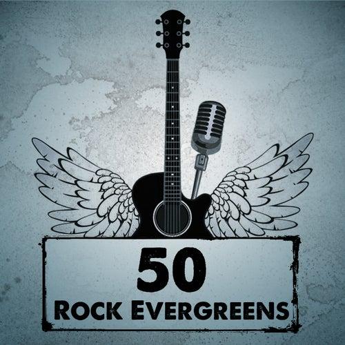 50 Rock Evergreens de Various Artists