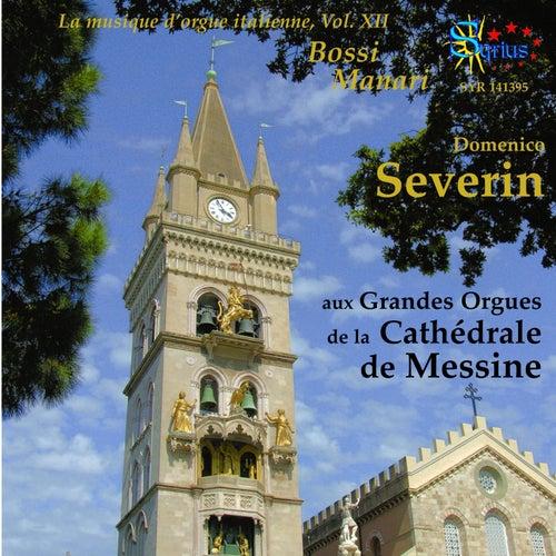 La musique d'orgue italienne, vol. 12 (Les Grandes Orgues de la Cathédrale de Messine) by Domenico Severin