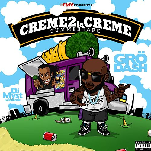 Crème 2 la crème (Summertape) by Grödash