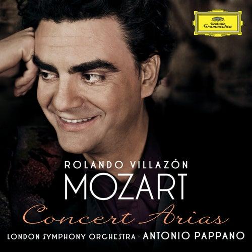 Mozart: Concert Arias de Rolando Villazón