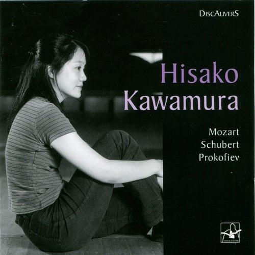 Mozart, Schubert & Prokofiev: Sonates von 河村 尚子