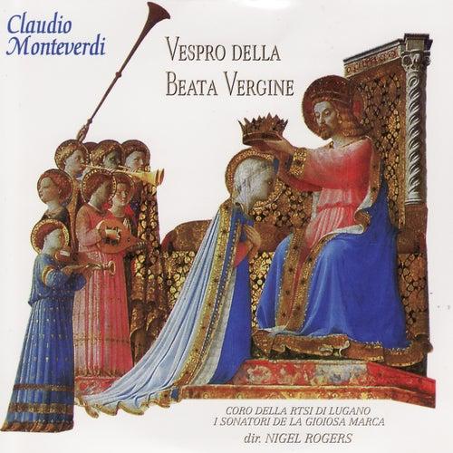 Monteverdi: Vespro della Beata Vergine Part 1 de Nigel Rogers