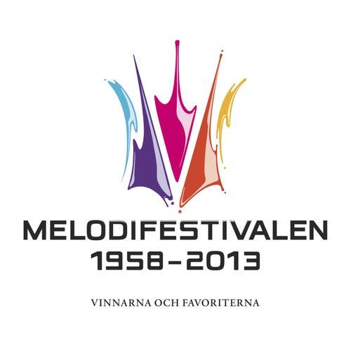 Melodifestivalen 1958 - 2013 by Blandade Artister