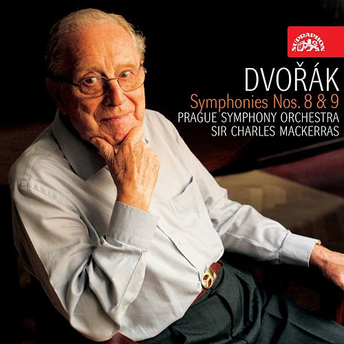 Dvořák: Symphonies Nos. 8 & 9 by Prague Symphony Orchestra