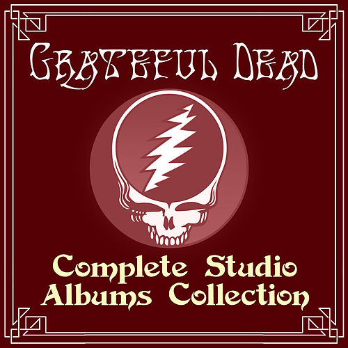 Complete Studio Albums Collection de Grateful Dead