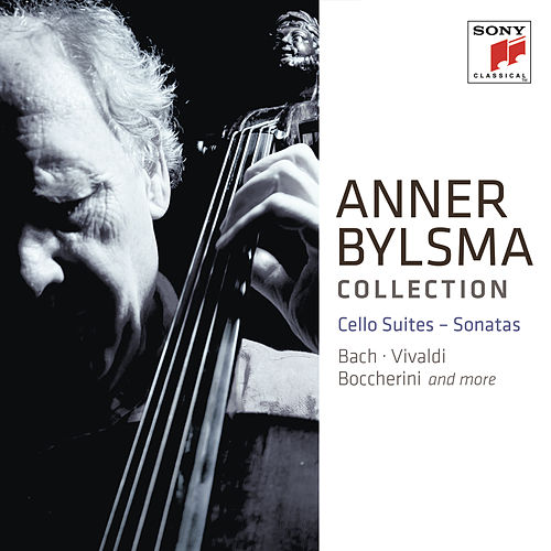 Anner Bylsma plays Cello Suites and Sonatas by Anner Bylsma