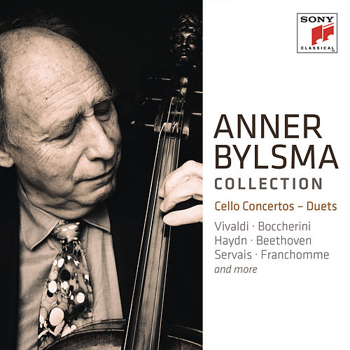 Anner Bylsma plays Concertos and Ensemble Works by Anner Bylsma