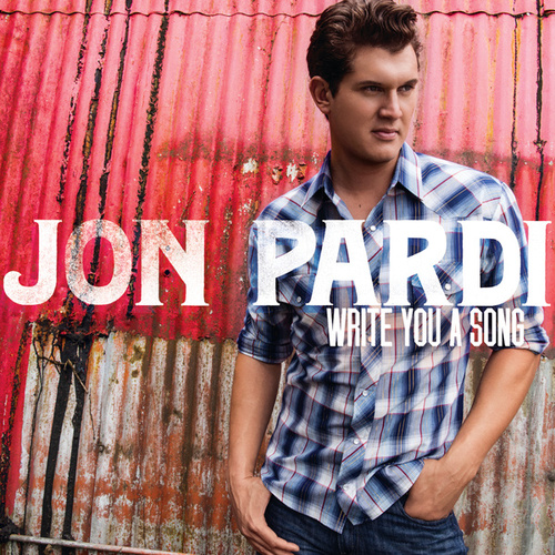 Write You A Song by Jon Pardi