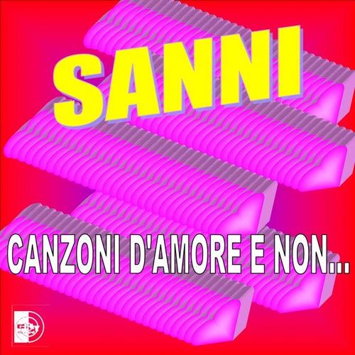 Canzoni d'amore e non... by Sanni