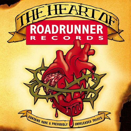 The Heart of Roadrunner Records von Various Artists