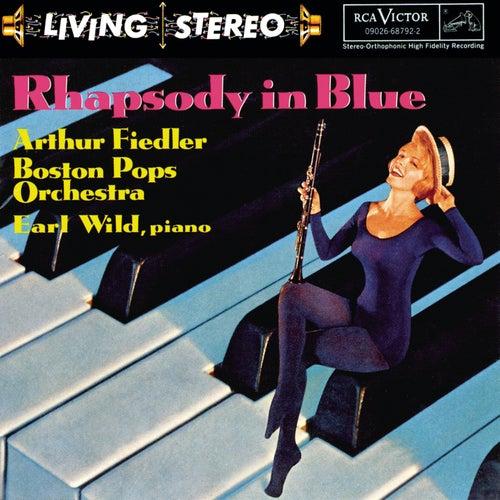 Rhapsody in Blue de Arthur Fiedler