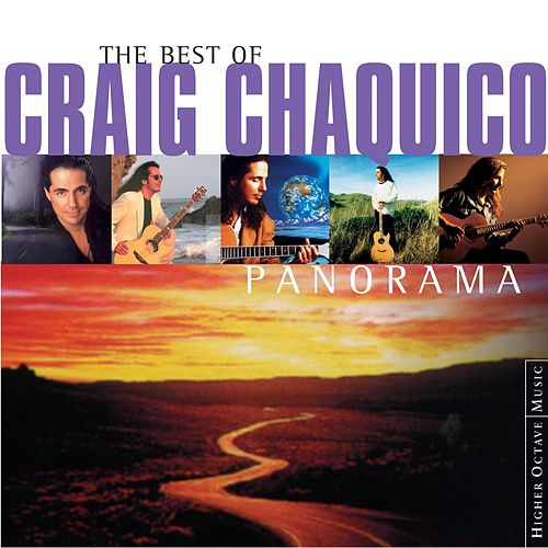 Panorama: The Best Of Craig Chaquico fra Craig Chaquico