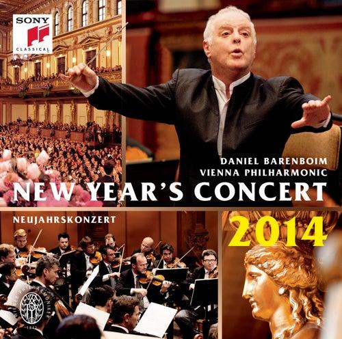 New Year's Concert 2014 / Neujahrskonzert 2014 de Daniel Barenboim