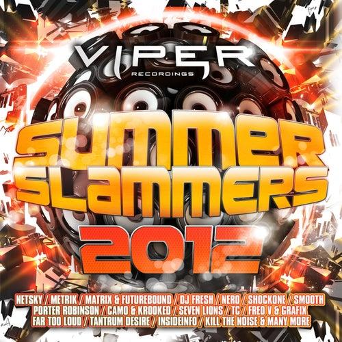 Summer Slammers 2012 von Various Artists