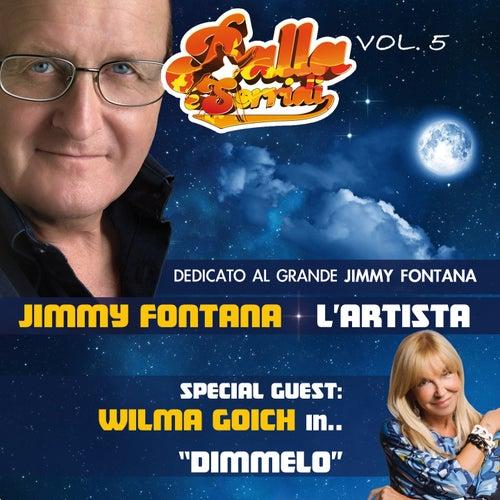Balla e sorridi, Vol. 5 (Dedicato al grande Jimmy Fontana: l'artista) von Various Artists