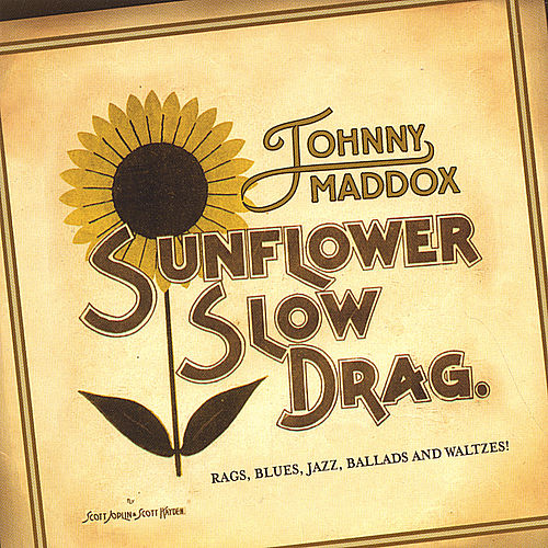 Sunflower Slow Drag de Johnny Maddox