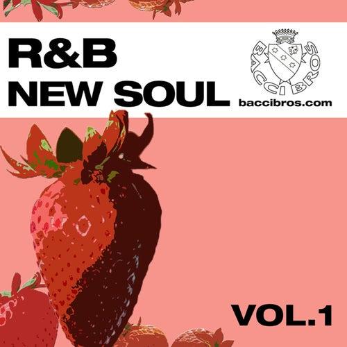 R&B New Soul Vol.1 van Various Artists