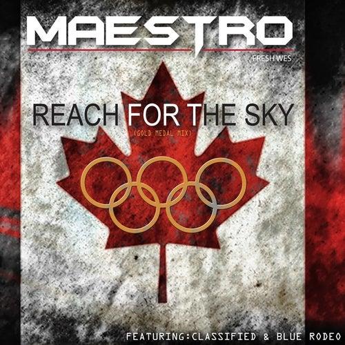 Reach for the Sky (Golden Metal Mix) - Single de Maestro Fresh Wes