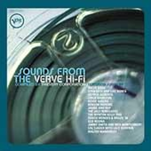 Sounds from the Verve Hi-Fi by Thievery Corporation