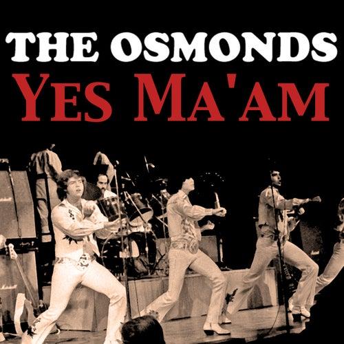 Yes Ma'am de Donny Osmond